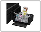 Impressora tanque de tinta