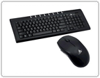 Kit teclado e mouse