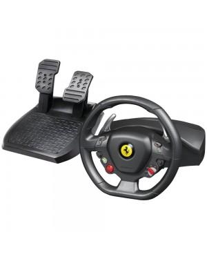 4460094 - Outros - Volante Ferrari 458 Edição Itália Kit Volante + Pedais PC/Xbox 360 Thrustmaster