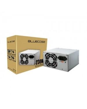 BLU230GCASE - BlueCase - Fonte BLU230ATX Small S/Cabo S/Caixa 230W Prata