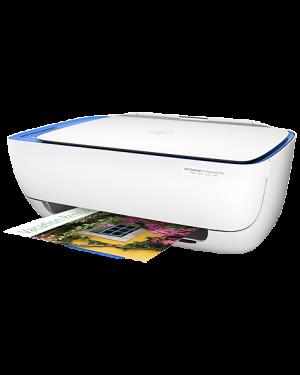 F5S45A#AK4 - HP - Impressora Multifuncional Jato de tinta, Deskjet 3636