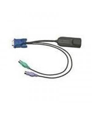 HMIQSHDI-001 - Emerson - Cabo Interface Avocent TX para HMX 1070 SH-DVI-D VGA USB Audio
