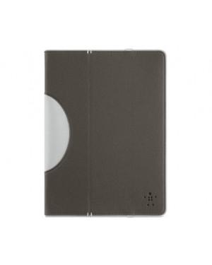 F7N065B1C00 - Outros - Capa para iPad Air em Couro e Tecido Belkin