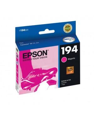 T194320 - Epson - Cartucho de Tinta Magenta 194