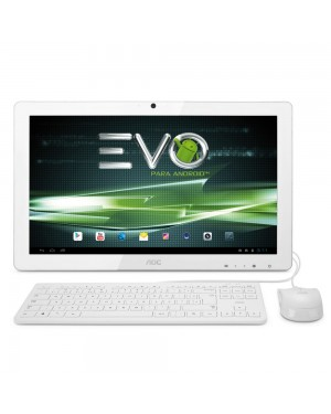 A2072PWH WW - AOC - Computador All-in-One EVO LED 4.1 Branco 1GB