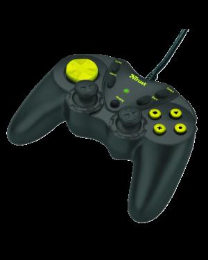 14801-TRUST - Outros - Controle GamePAD para PC e PS2 Trust