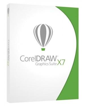 CDGSX7MLDVDAMD - Corel - Draw X7 Full Acadêmico New