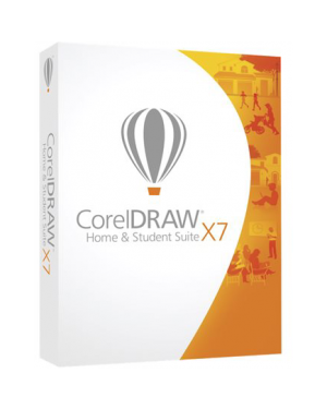 CDHSX7ESBRMBAM - Corel - Draw Home Student Suite X7