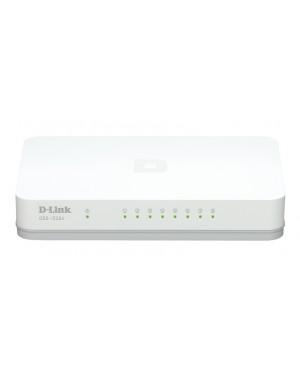 DGS-1008A - D-Link - Switch DGS1008A 8 portas