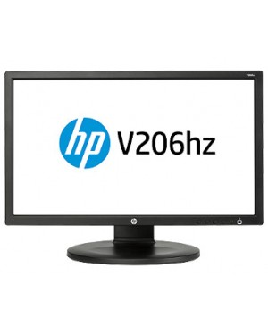 "F0U57AA#AC4 - HP - Monitor LED 20"" V206Hz"