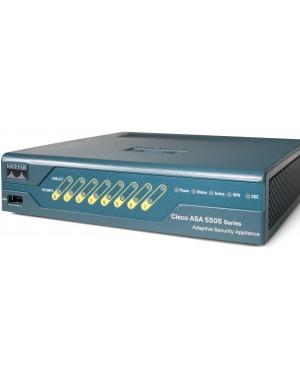 ASA5505-SSL10K9_PR - Cisco - Firewall de Rede ASA5505