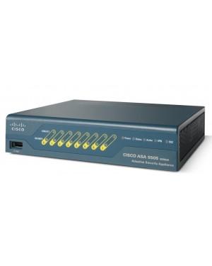 ASA5505-ULBUNK9_PR - Cisco - Firewall de Rede ASA5505
