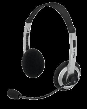 15480-TRUST - Outros - Fone de Ouvido Headset TRUST
