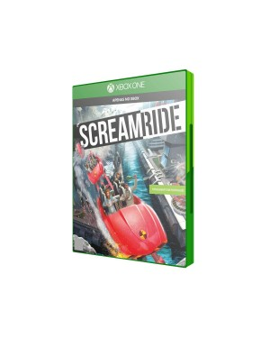 U9X-00004 - Microsoft - Game Xbox One Screen Ride