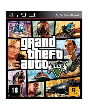 TT000056PS3 - Outros - GTA V PS3 Take 2