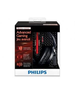 SHG7980/10 - Philips - Headset Fone e Ouvido 20Hz~20.000Hz 32Ohms 500Mw