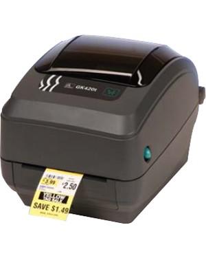 GK42-102210-000 - Zebra - Impressora de etiqueta GK420TN com rede
