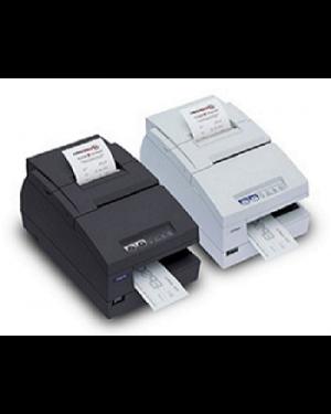 C31C625A9381 - Epson - Impressora Fiscal TM-H6000FBIII híbrida cheques, térmica e matricial, guilhotina