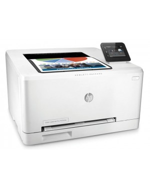 B4A22A#696 - HP - Impressora Laser JET Pro 200 M25DW Printer