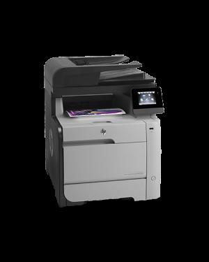 CF385A#AC4 - HP - Impressora Multifuncional LaserJet Pro M476nw