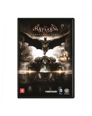 WG9153PN - Warner - Jogo Batman Arkham Knight PC