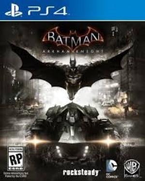 WG9153AN - Warner - Jogo Batman Arkham Knight PS4