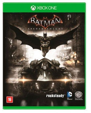 WG9153ON - Warner - Jogo Batman Arkham Knight Xone