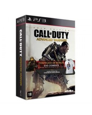 9000994 - Outros - Jogo Call Of Duty Advanced Warfare PS3 Activision