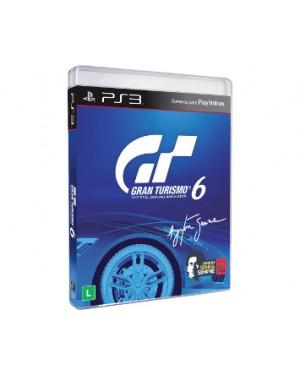 322253B - Sony - Jogo Gran Turismo 6 PS3