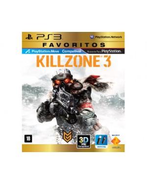321021 - Sony - Jogo Killzone 3 PS3