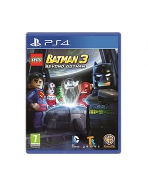 WGY0214AN. - Warner - Jogo Lego Batman 3 PS4