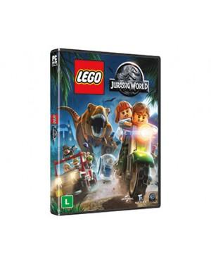 WGY2410PN - Warner - Jogo Lego Jurassic World PC