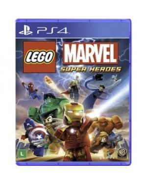 WG3297AN - Warner - Jogo Lego Marvel PS4