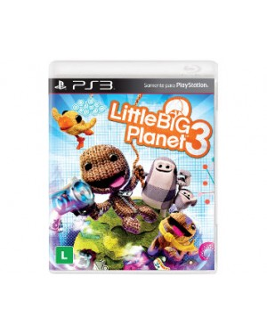 322697 - Sony - Jogo Little Big Planet 3 PS3