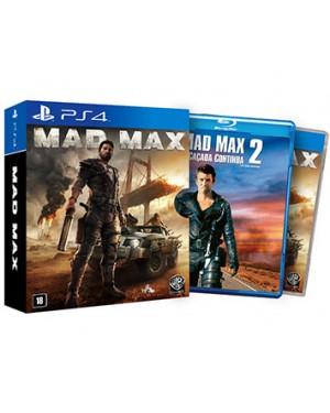 WG5297AB - Warner - Jogo MAD MAX PS4 + Filme
