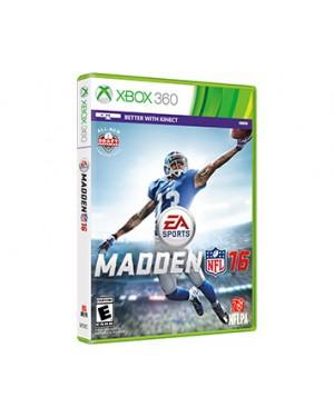 EA9283XN - Outros - Jogo Madden NFL 16 Xbox 360 Electronic Arts