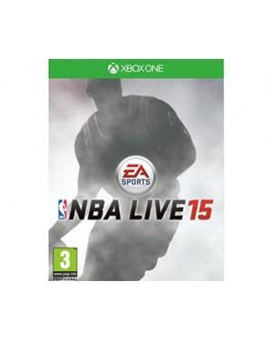 EA4565ON - Outros - Jogo NBA 15 Xone Electronic Arts