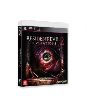 CP6987BN - Outros - Jogo Resident Evil Revelations 2 PS3 Capcom
