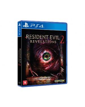 CP6987AN - Outros - Jogo Resident Evil Revelations 2 PS4 Capcom