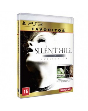 321796 - Sony - Jogo Silent Hill HD Collection PS3
