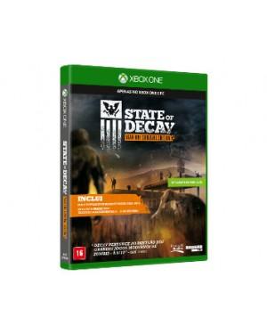 4XZ-00009 - Microsoft - Jogo State of Decay Xbox One