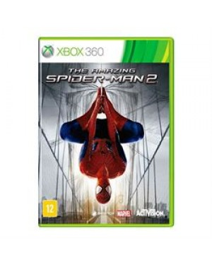 9201869 - Outros - Jogo The Amazing Spider Man 2 X360 Activision