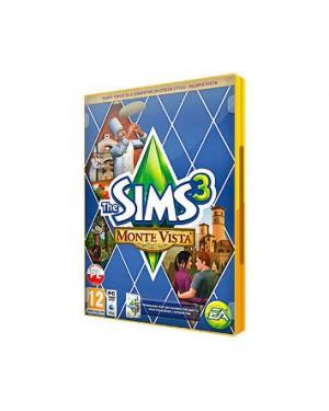 EA26145P - Outros - Jogo The Sims 3 Monte Vista PC Electronic