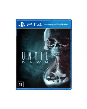 P4DA00716101FGM - Sony - Jogo Until Dawn PS4