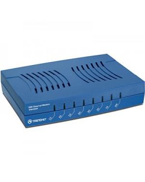 TFM-560X - Outros - Modem Externo 56K Voice V.92 com Cabo Serial TRENDnet