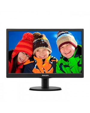 163V5LSB23 - Philips - Monitor de LED 15,6""
