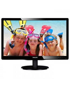 "196V4LSB2 - Philips - Monitor LED 18,5"""