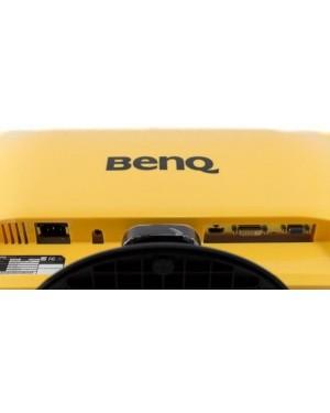 MONITOR RL2240HE - Benq - Monitor Gamer 21.5 LED DVI HDMI Áudio Preto e Amarelo BenQ