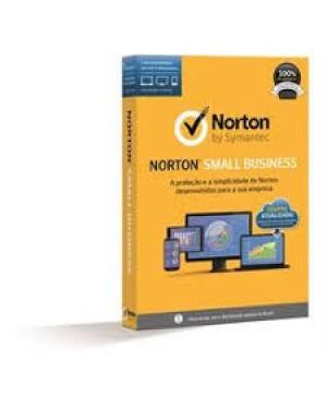 LIC 21340480 - Symantec - Norton Small Business 1 Usuário 5 Dispositivos 1 Anos