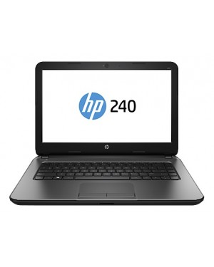 J5P90LT#AC4 - HP - Notebook 240G3 Core i3-4005U 4Gb 500Gb Windows 8